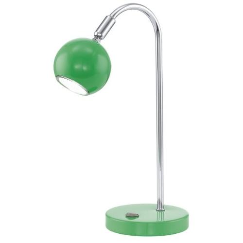 Лампа настольная SANCHO 13502 зеленый Eglo 2020