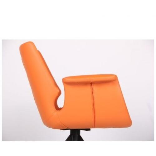 Кресло поворотное 545654 оранжевый Famm 2020