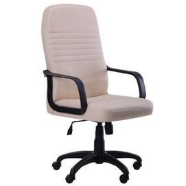 Кресло офисное Чинция Пластик Неаполь N-17 030477 бежевый Famm 2020