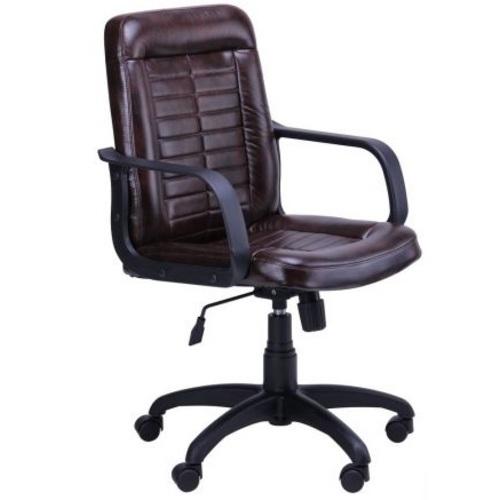Кресло офисное Нота 033434 коричневый Famm 2020