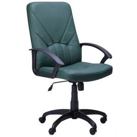Кресло офисное Менеджер Пластик Неаполь N-35 125810 зеленый Famm 2020