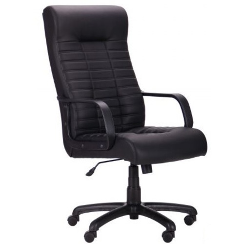 Кресло офисное Атлетик Пластик-М 291782 черный Famm 2020