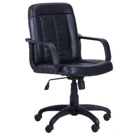 Кресло офисное Нота Пластик Скаден 033433 черный Famm 2020