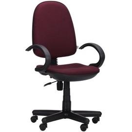 Кресло офисное Меркурий 50 FS/АМФ-5 Квадро-32 334961 красный Famm 2020