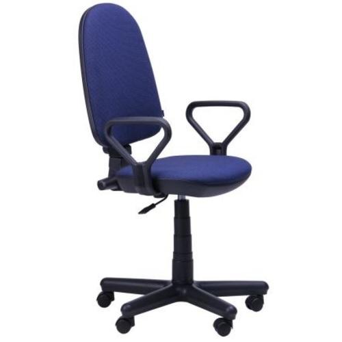 Кресло офисное Комфорт Нью/АМФ-1 А-23 025243 синий Famm 2020
