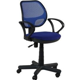 Кресло офисное Чат/АМФ-4 Сетка синий 025536 Famm 2020