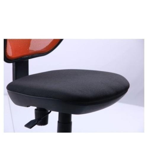 Стул офисный Чат сиденье А-1 026356 оранжевый Famm 2020