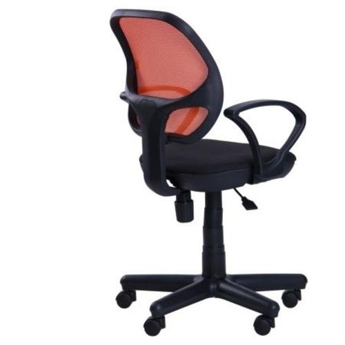 Кресло офисное Чат 025563 оранжевый Famm 2020