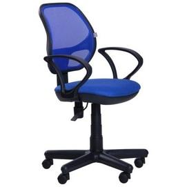 Кресло офисное Чат сиденье 025687 синий Famm 2020