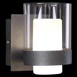 Бра  W 2487 7W LED графит Stellare
