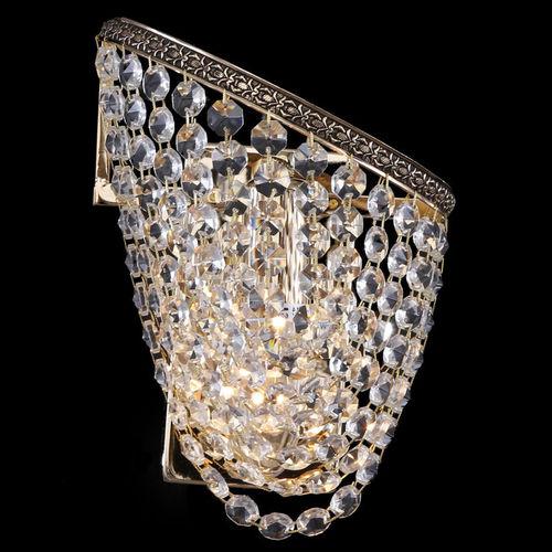 Бра W 2356/1 L золото Stellare