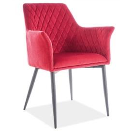 Кресло Sergio красный бордо Signal 2020