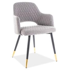 Кресло Franco серый Signal 2020