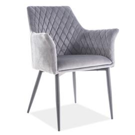Кресло Sergio серый Signal 2020