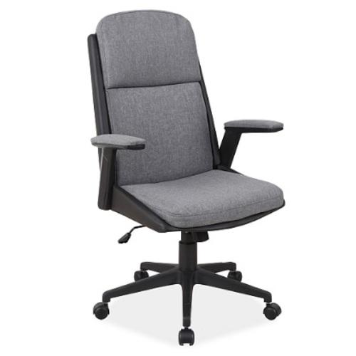 Кресло офисное Q-333 серый Signal 2020