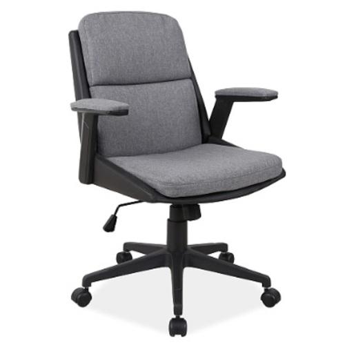 Кресло офисное Q-332 серый Signal 2020
