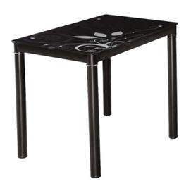 Стол обеденный Damar 80 см черный Signal 2020
