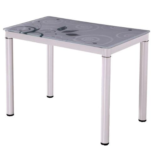 Стол обеденный Damar 80 см белый Signal 2020