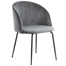 Кресло LAUDELINA CC1169JU03 темно-серый Laforma 2020