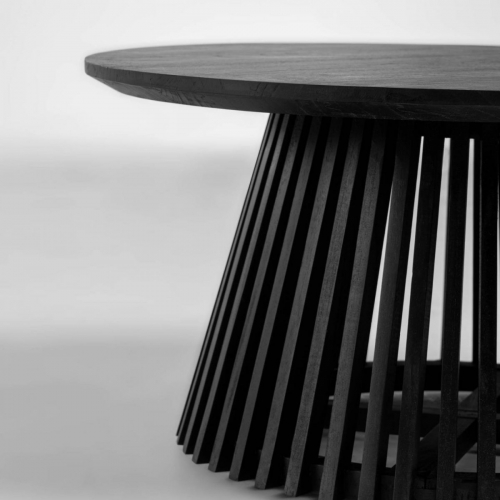Стол журнальный IRUNE CC1945M01 черный Laforma 2020