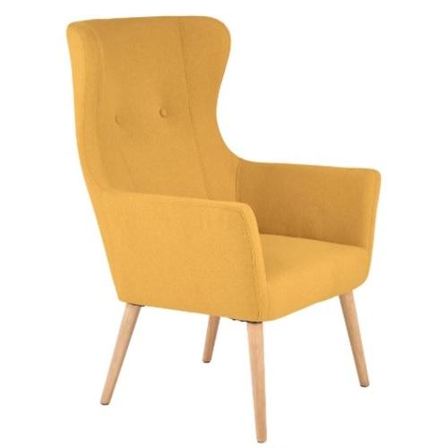 Кресло COTTO желтый Halmar