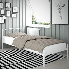 Кровать Виола (Мини) 90*190 см белый Tenero