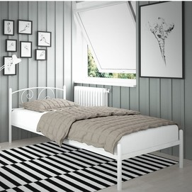 Кровать Виола (Мини) 80*200 см белый Tenero