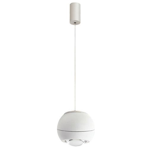 Лампа подвесная P 2500 WH 12W LED белый Stellare