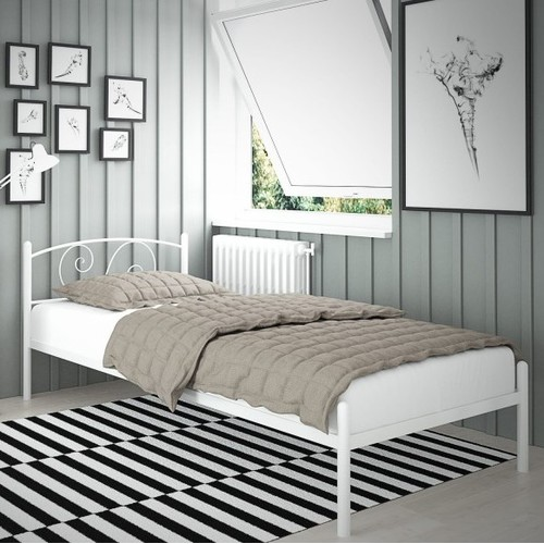 Кровать Виола (Мини) 90*200 см белый Tenero