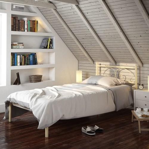 Кровать Иберис (Мини) 90*190 см белый Tenero