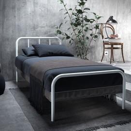 Кровать Ирис Мини 90*190 см белый Tenero