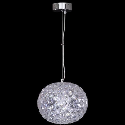Лампа подвесная P 2482 40W LED хром Stellare