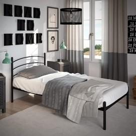 Кровать Маранта (Мини) 90*200 см черный Tenero