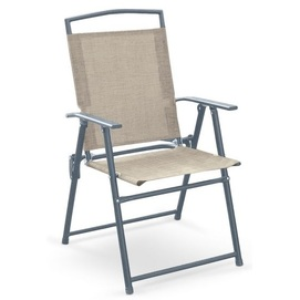 Кресло ROCKY серый Halmar