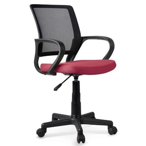 Кресло офисное JOEL розовый Halmar