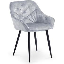Кресло K418 серый Halmar