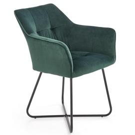 Кресло K377 зеленый Halmar
