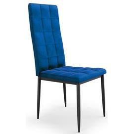 Стул K415 синий Halmar