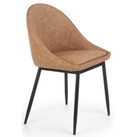Кресло K406 коричневый Halmar