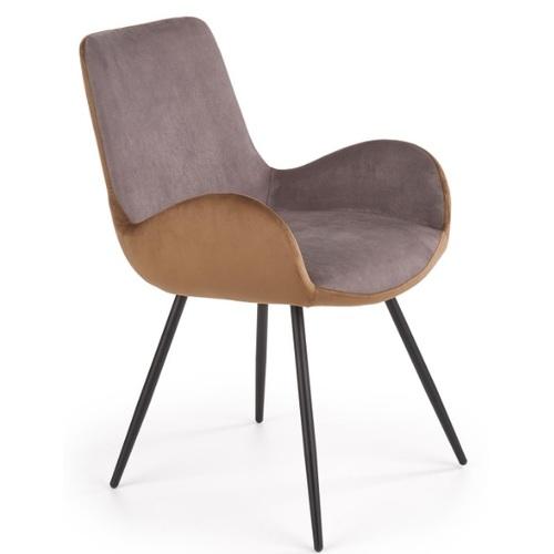 Кресло K392 серый Halmar