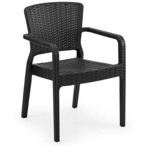 Кресло ANTARES черный Tilia