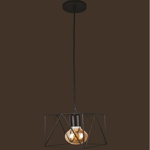 Лампа подвесная 756PR103F-1 BK черный Thexata 2020