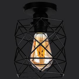 Лампа потолочная 756XPR105F-1 BK черный Thexata 2020