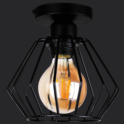 Лампа потолочная 756XPR108F-1 BK черный Thexata 2020