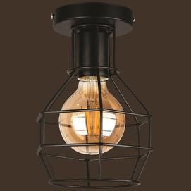 Лампа потолочная 756XPR1618F-1 BK черный Thexata 2020