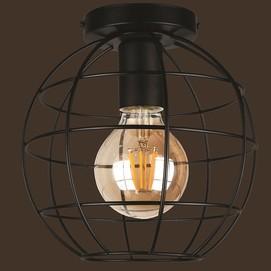 Лампа потолочная 756XPR2175F-1 BK черный Thexata 2020