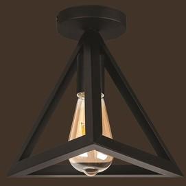 Лампа потолочная 756XPR220F-1 BK черный Thexata 2020