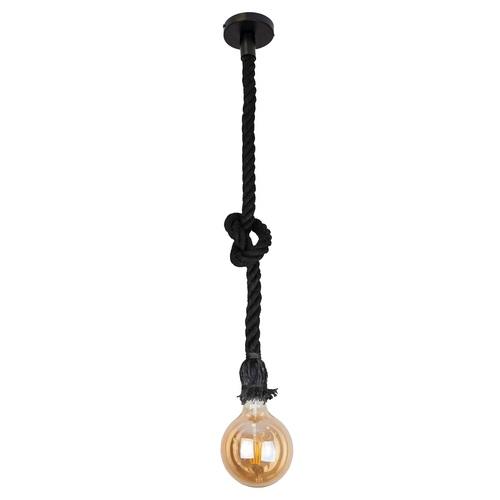 Лампа шнур 915001-1 Black черный Thexata 2020