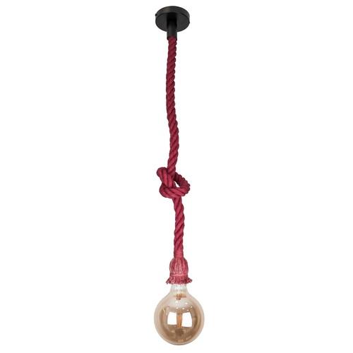 Лампа шнур 915001-1 Red красный Thexata 2020
