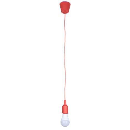 Лампа шнур 915002-1 Red красный Thexata 2020
